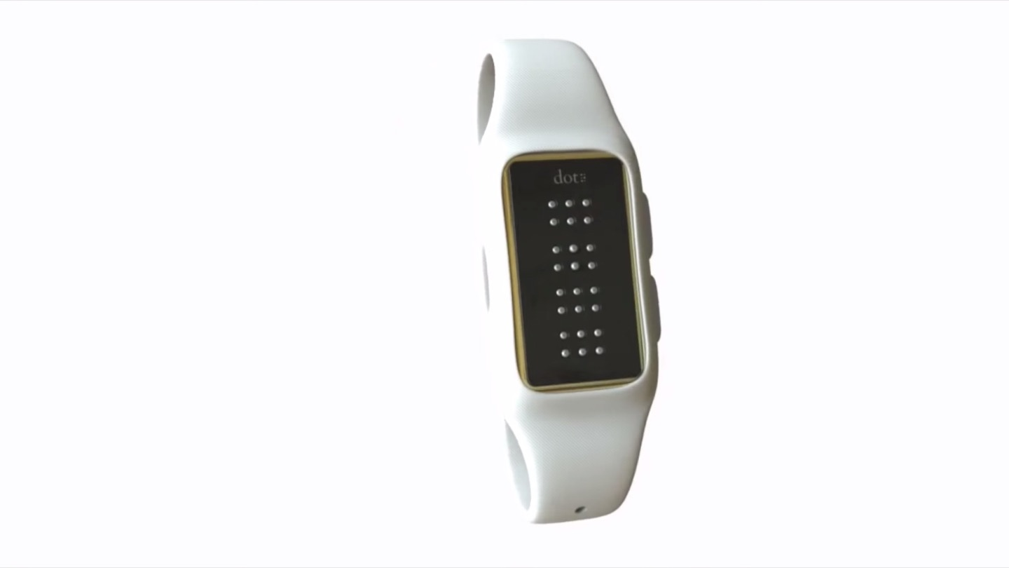 smartwatch for the blind