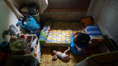 Photos: These refugees stuck in Hong Kong can't get asylum, can't