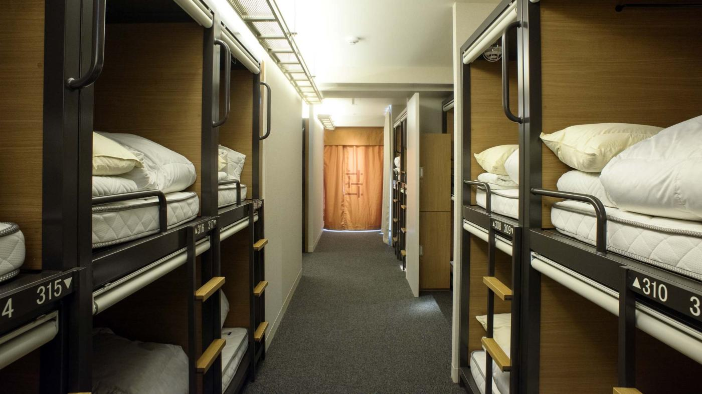 Tokyo Is Running Out Of Regular Hotel Rooms Why Not Stay