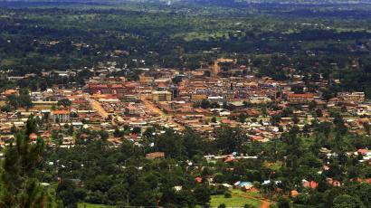 Uganda's oil boom has transformed the town of Hoima.