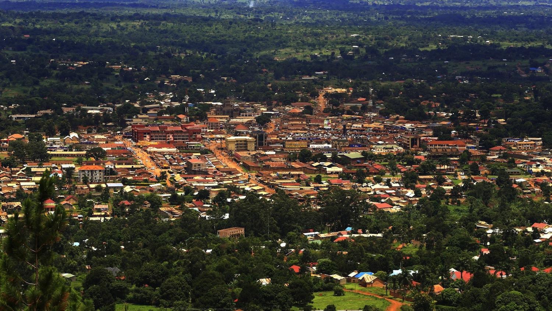 Uganda's oil boom has transformed the town of Hoima.