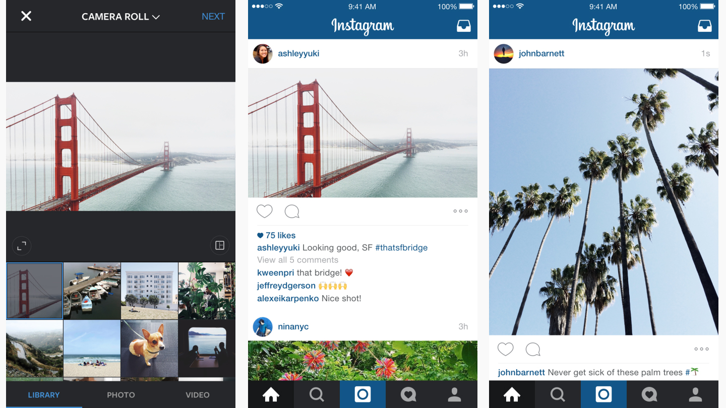 Instagram is finally letting users upload portrait and
