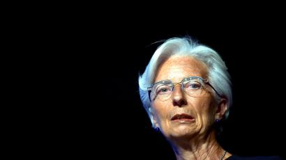 International Monetary Fund (IMF) Managing Director Christine Lagarde speaks during a conference on inequalities in Brussels, Belgium June 17, 2015.