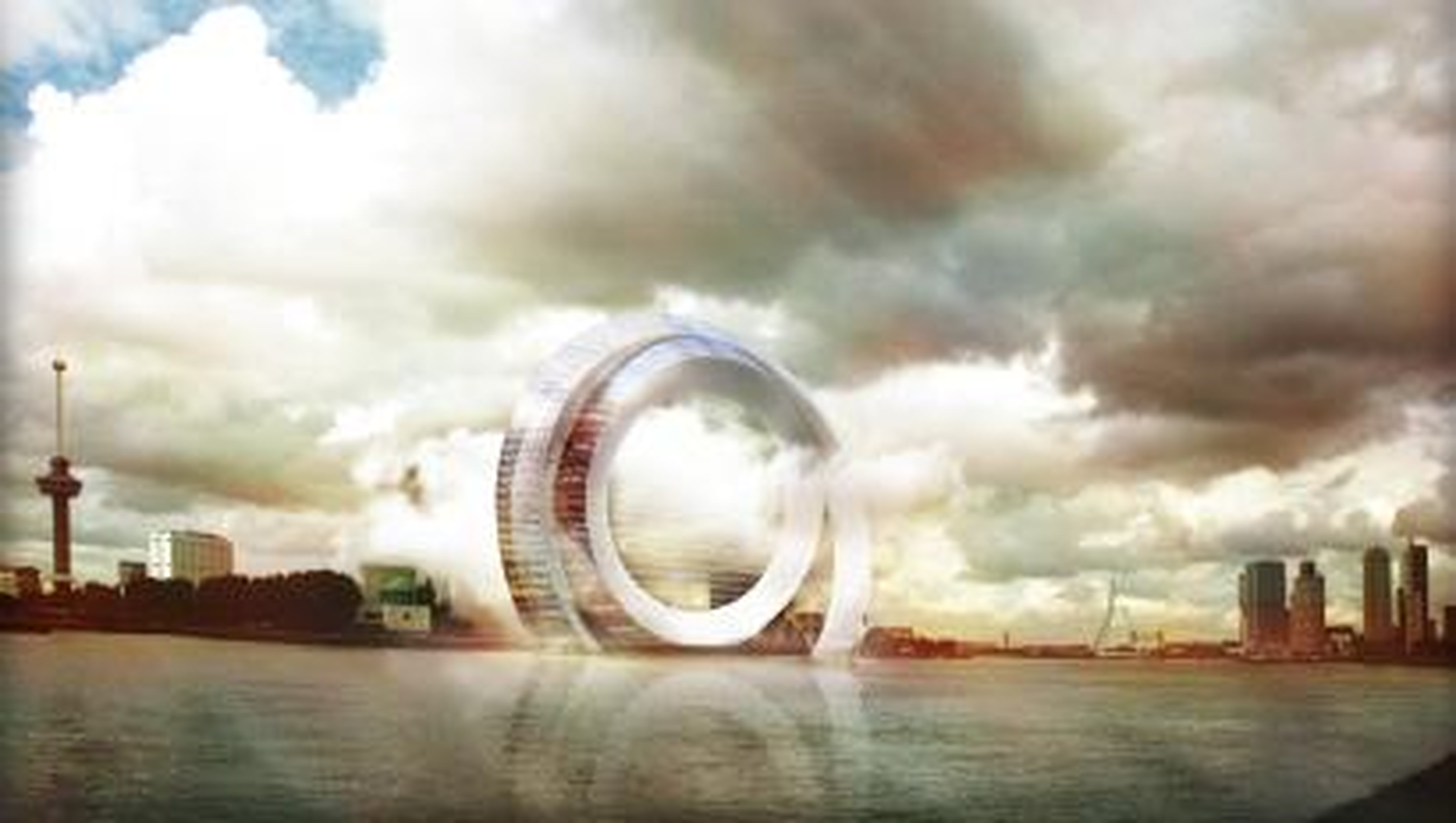 Windwheel in Netherlands.