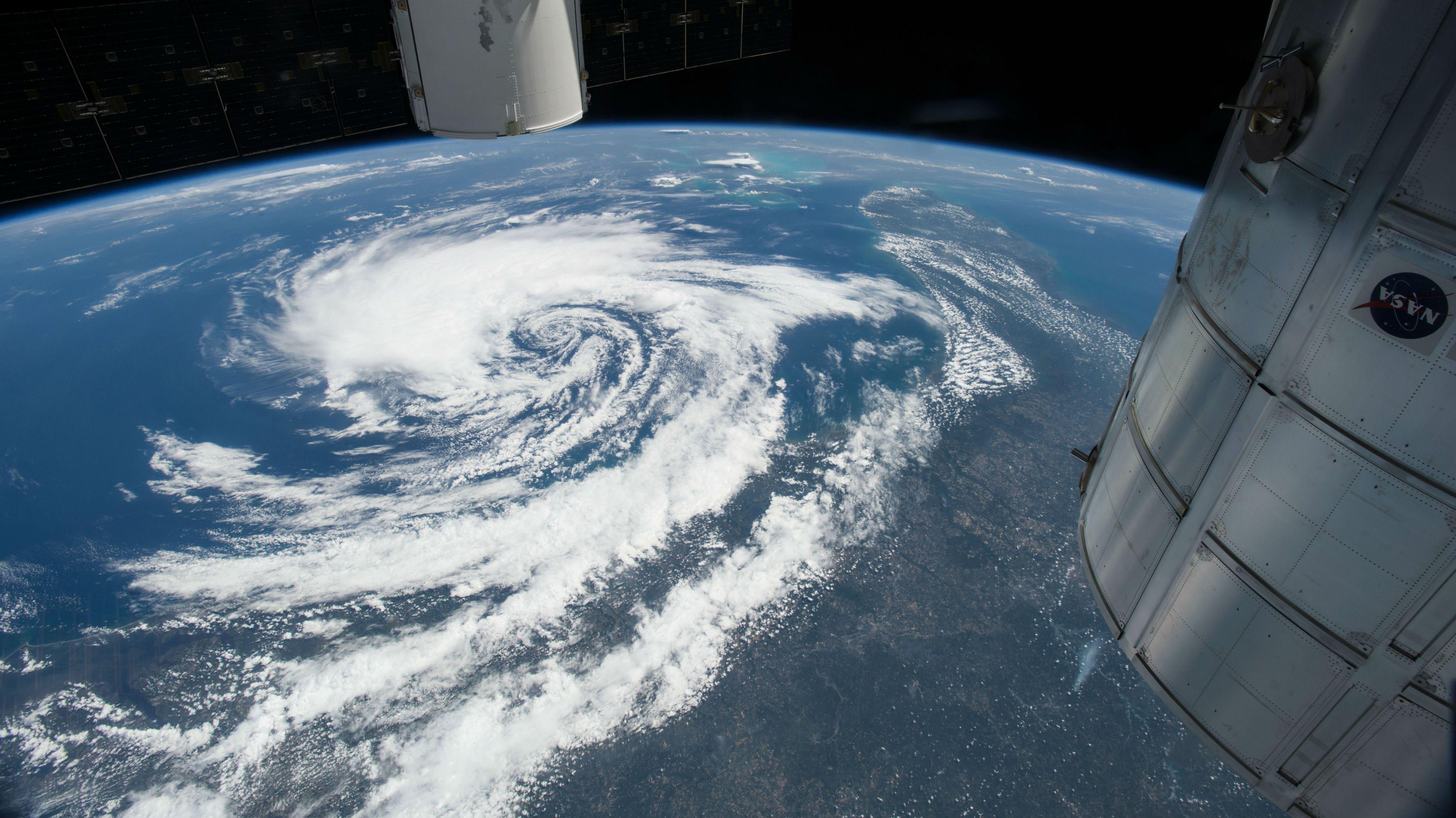 NASA hurricane