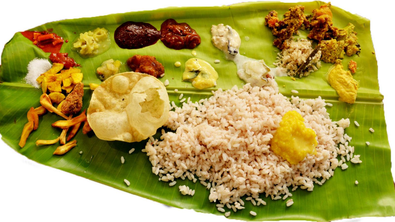 Onam 27 lip smacking vegetarian dishes served in kerala today quartz onam sadya forumfinder Choice Image