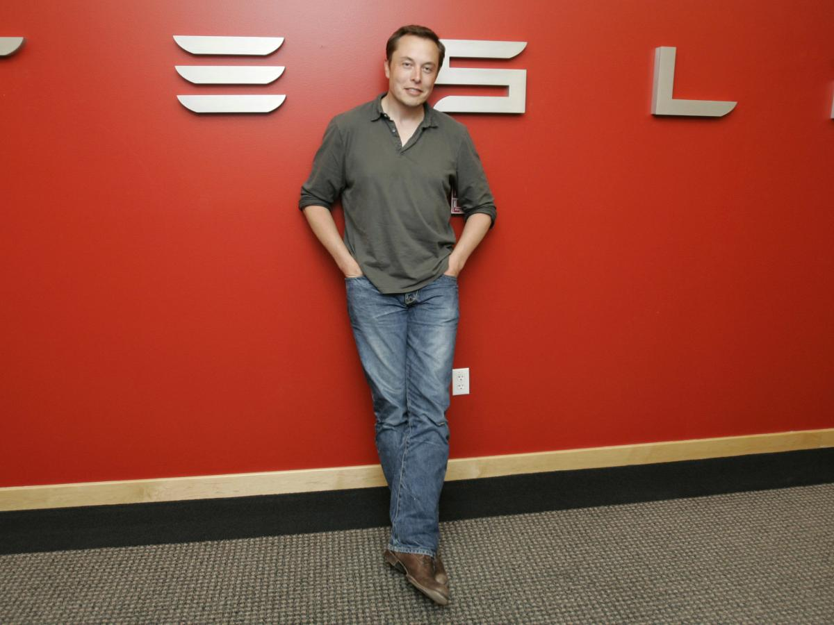 separation shoes 39232 9ba79 Tesla investors need to chill out for a couple of years — Quartz