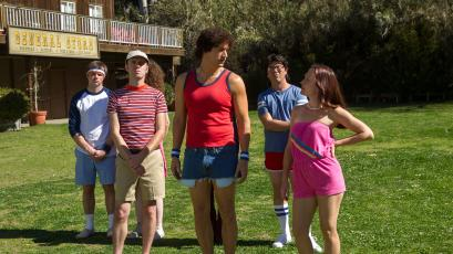 A still from Wet Hot American Summer: First Day of Camp