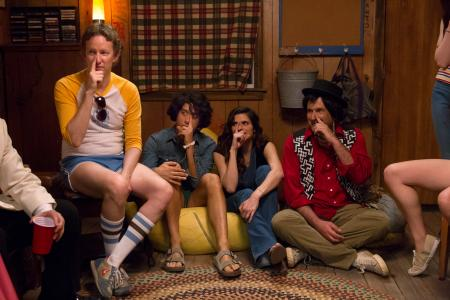 A still featuring some of 1981's best fashion from Wet Hot American Summer: First Day of Camp