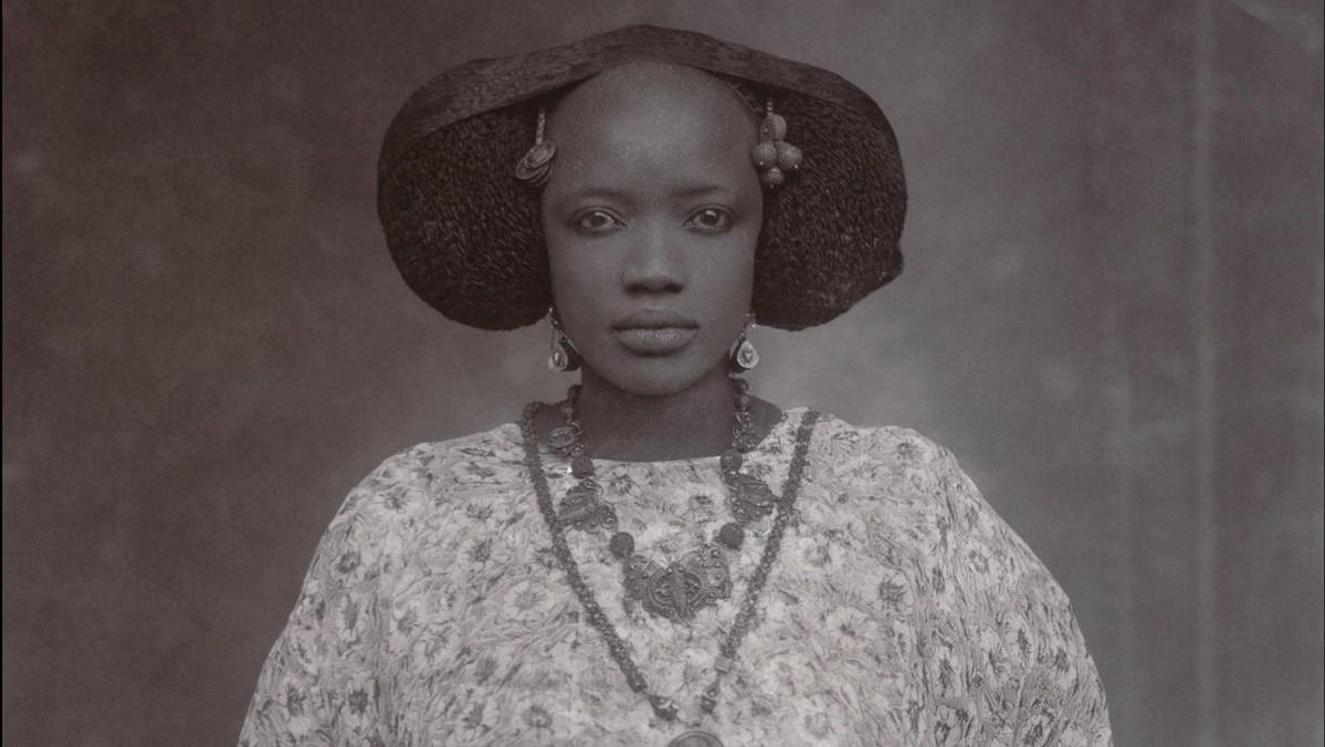 3. Portrait of a Woman