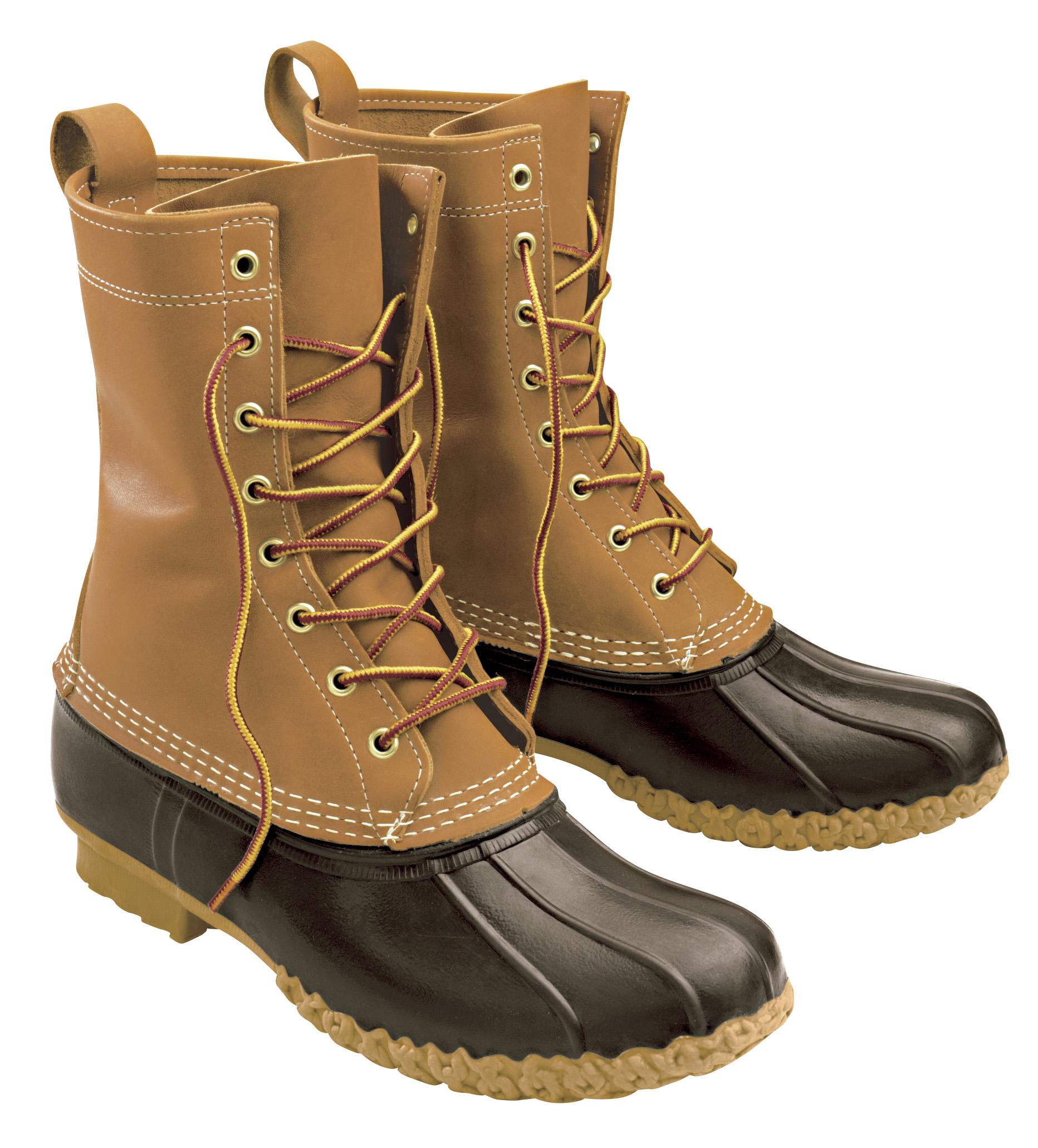 """L.L. Bean's """"Bean Boots"""""""
