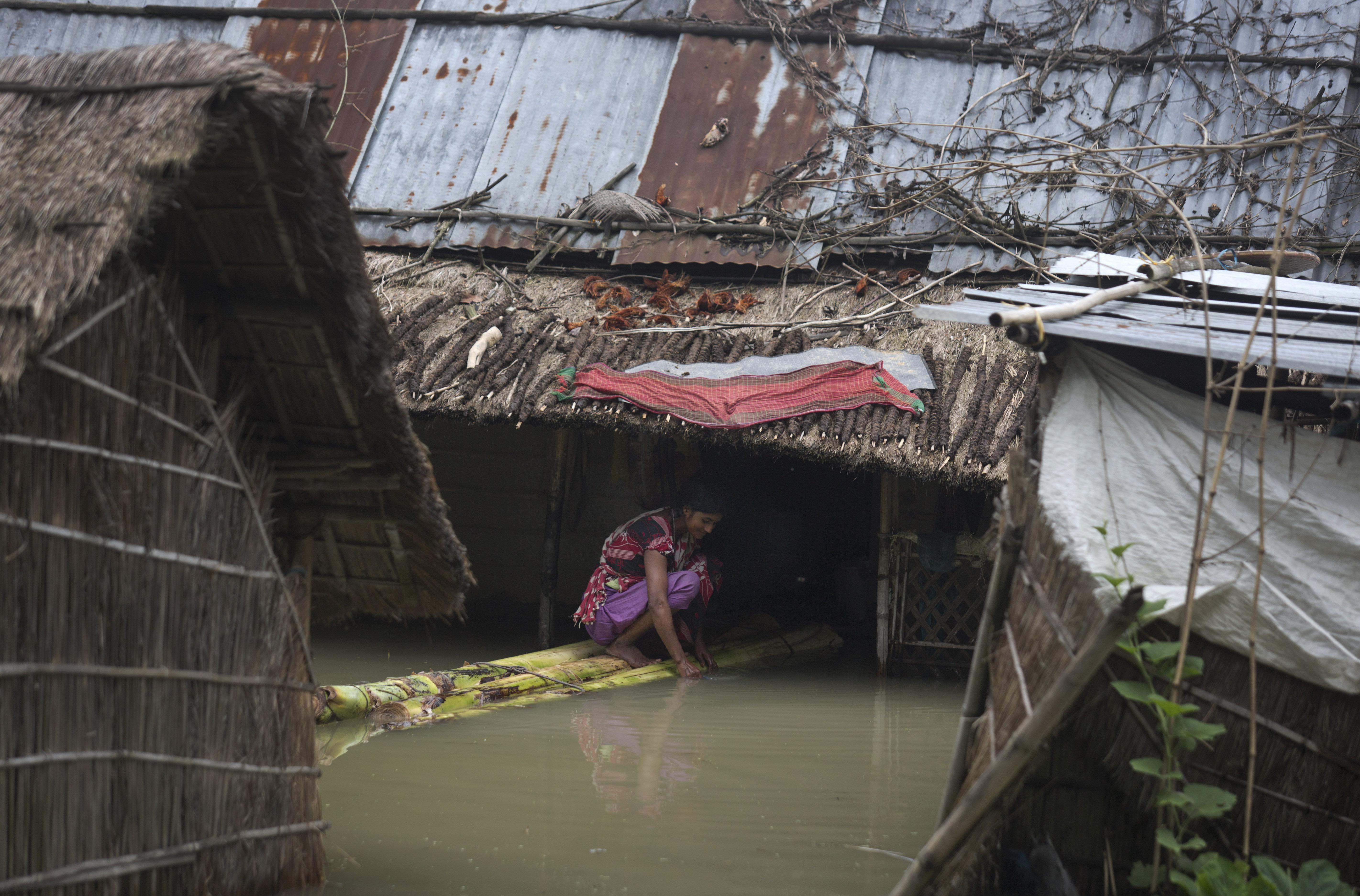 Floods-Assam