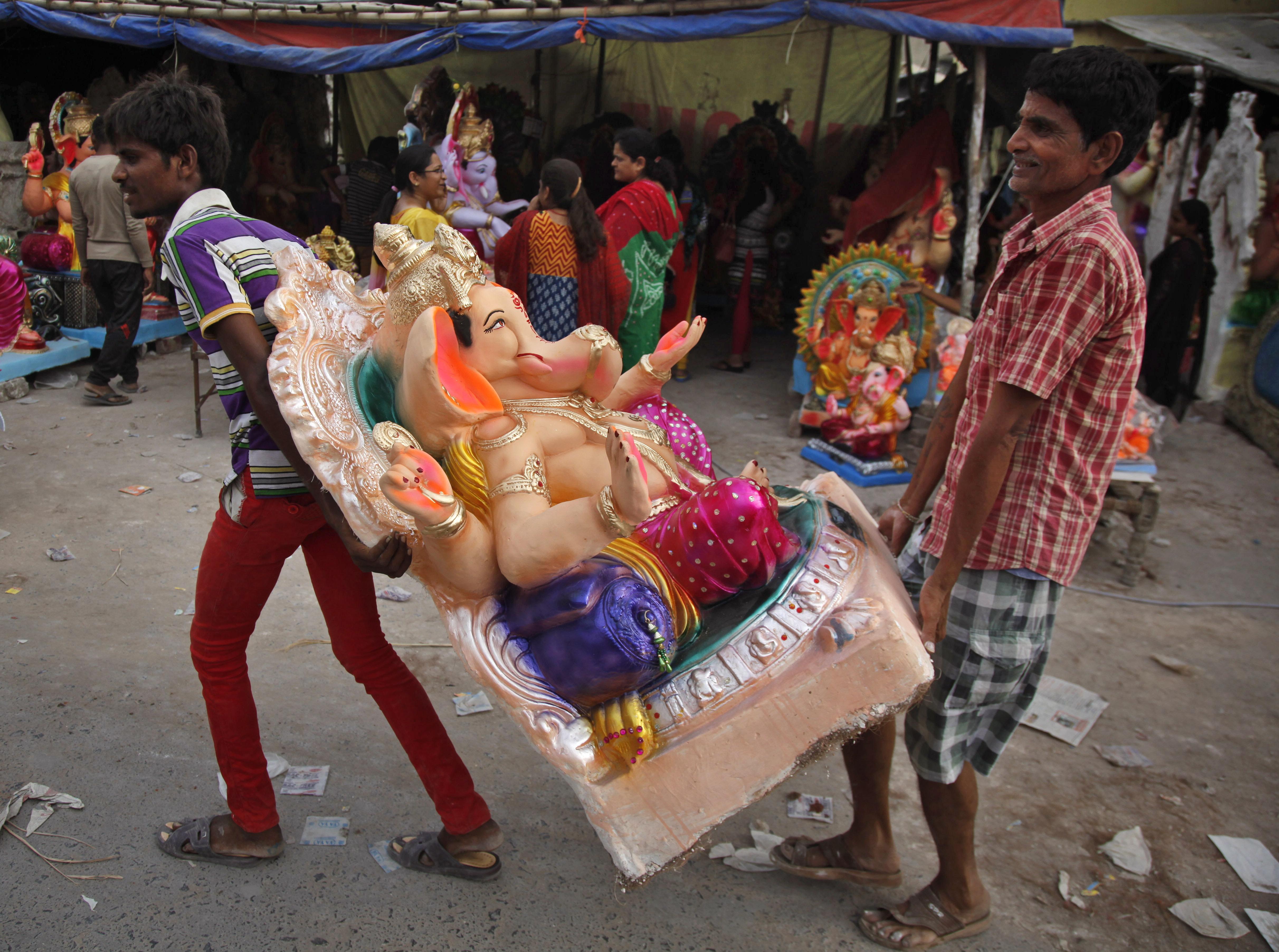 India-idol-worship