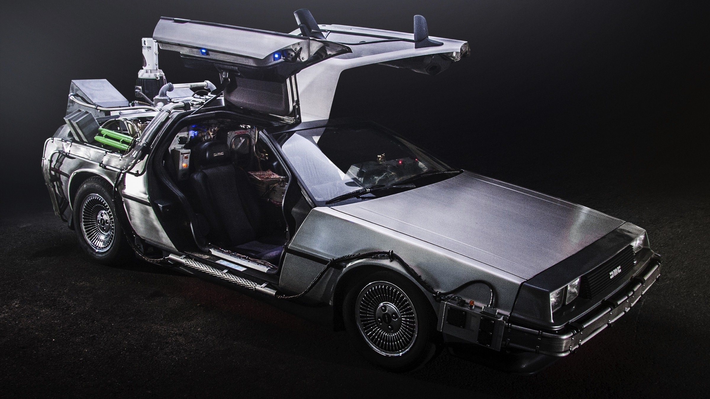 """A trash-fueled DeLorean—just like in """"Back to the Future""""—will soon ..."""