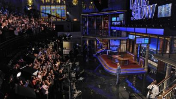 Colbert Late Show