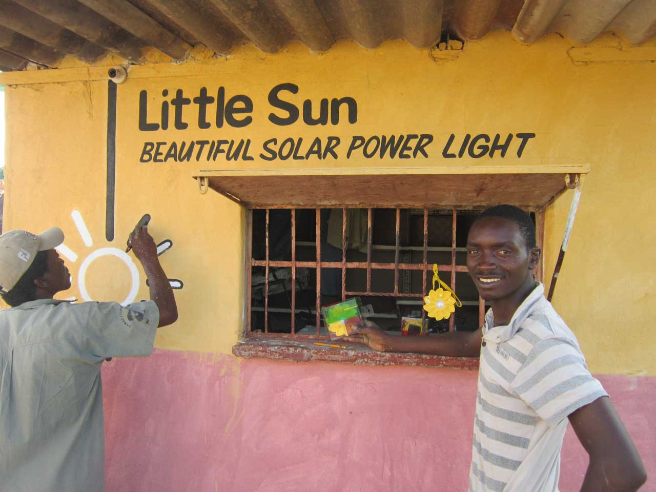 Little Sun aspires to raise awareness about energy access and climate action.