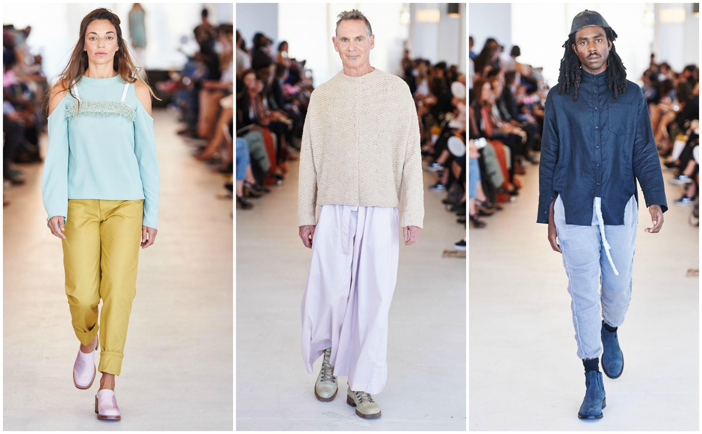 model diversity, fashion week,