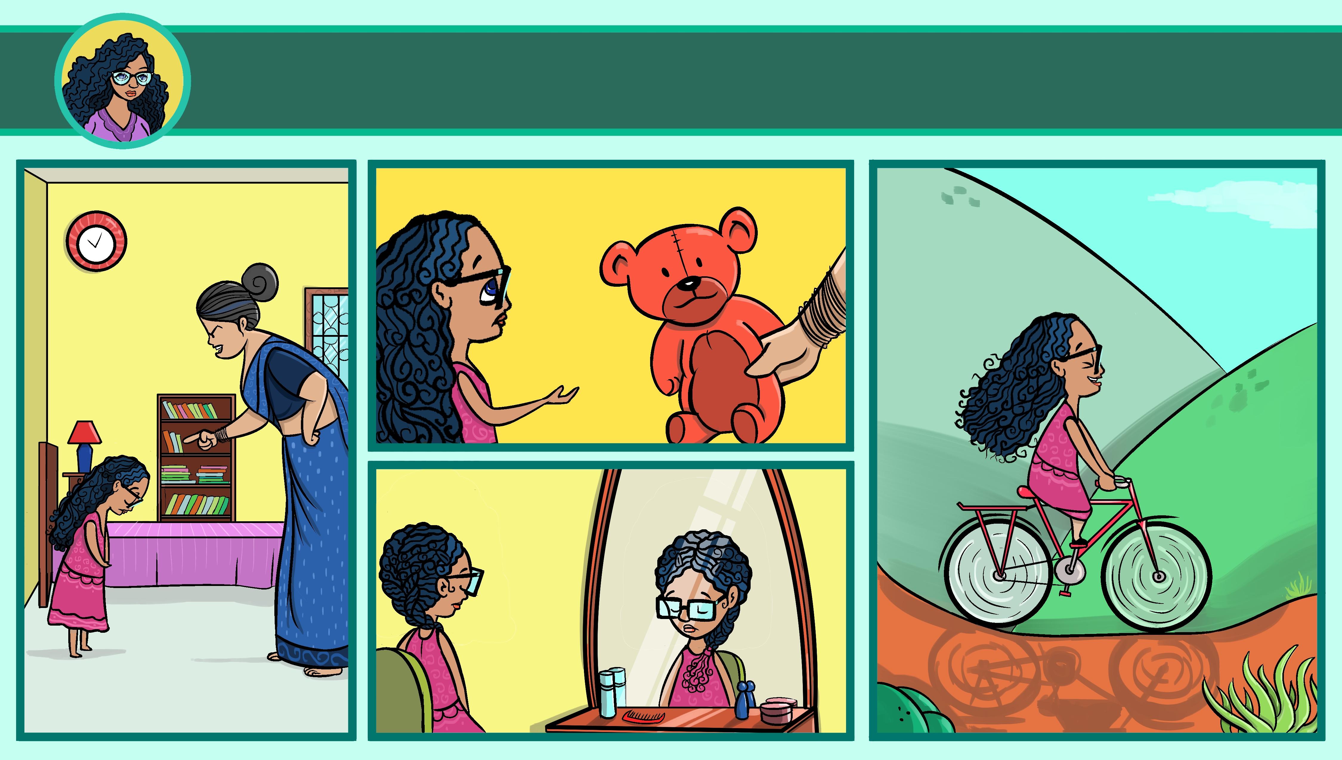 Bangladesh-comic-Dhee