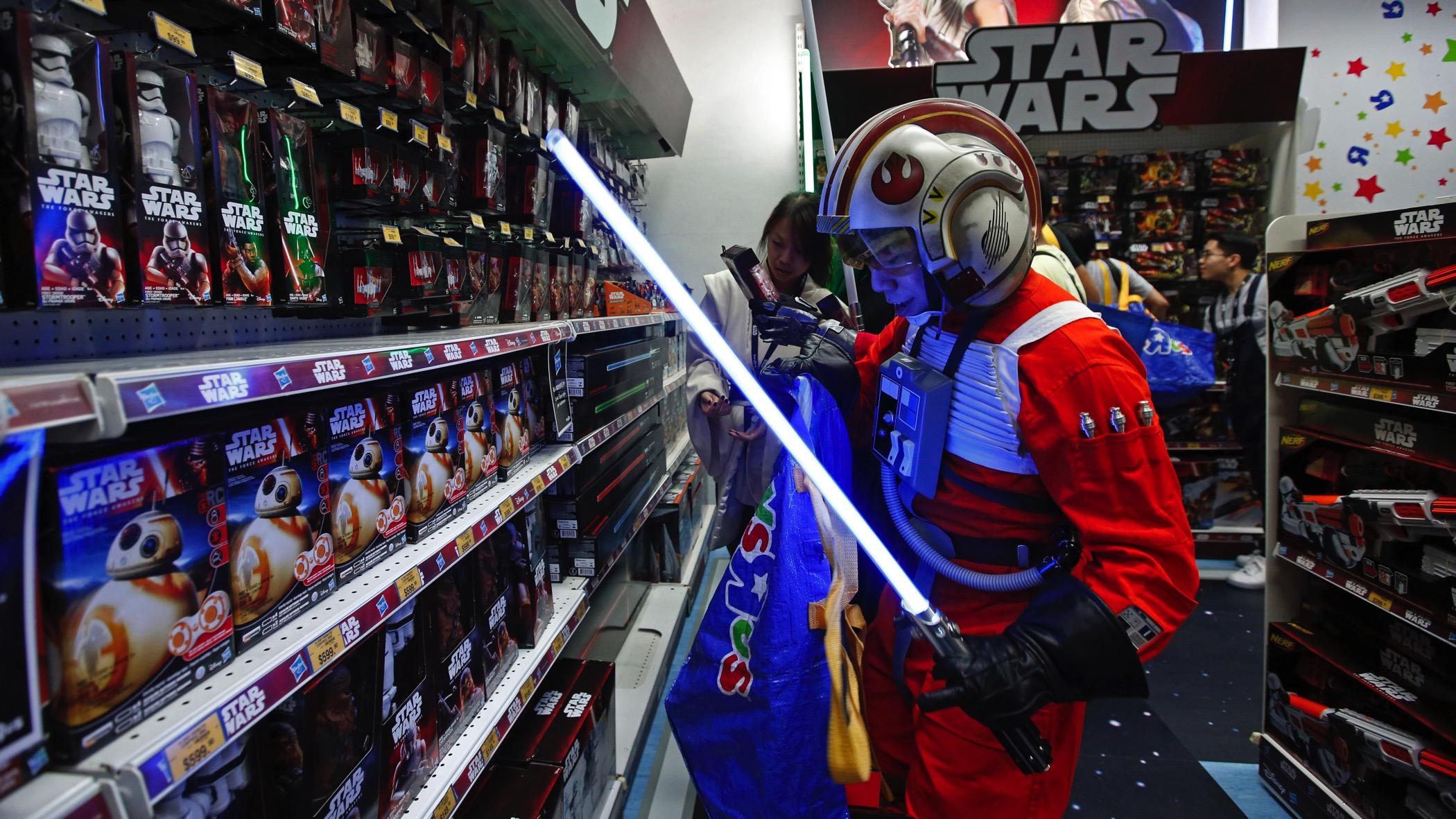 Hong Kong Star Wars