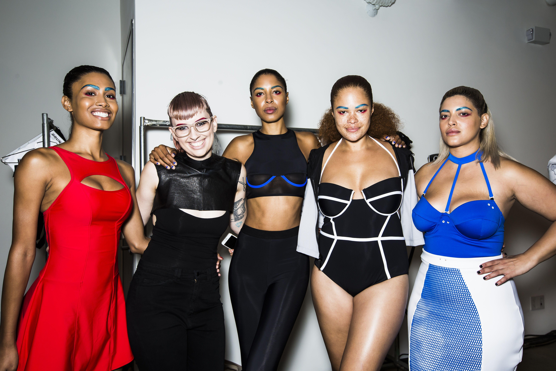 new york fashion week, diversity, models