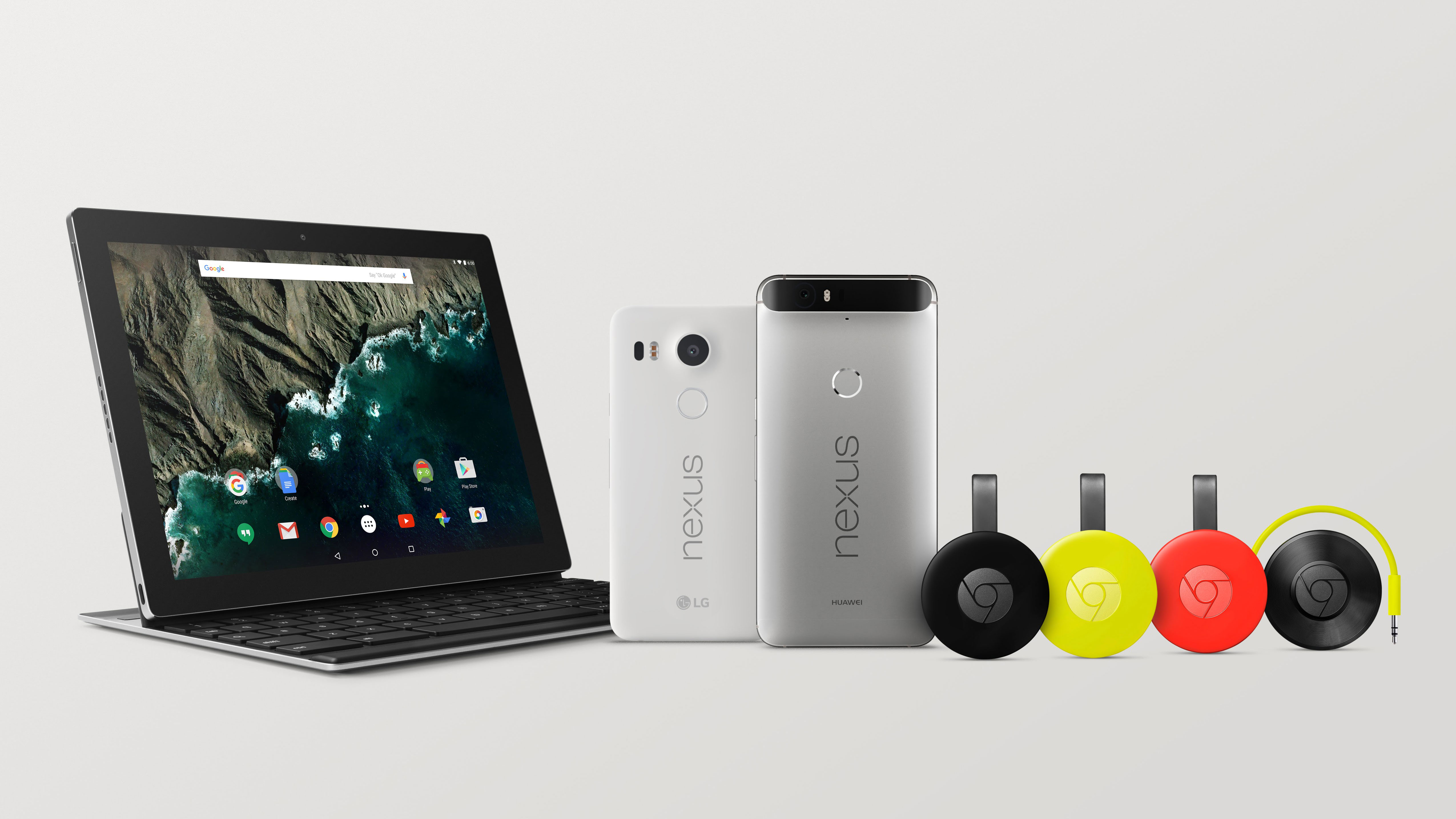 New phones, Chromecasts, and everything else Google ...