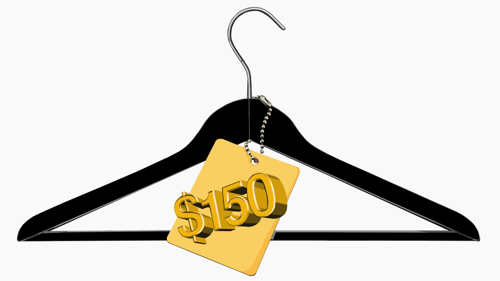 Your next item of clothing should be so expensive it hurts