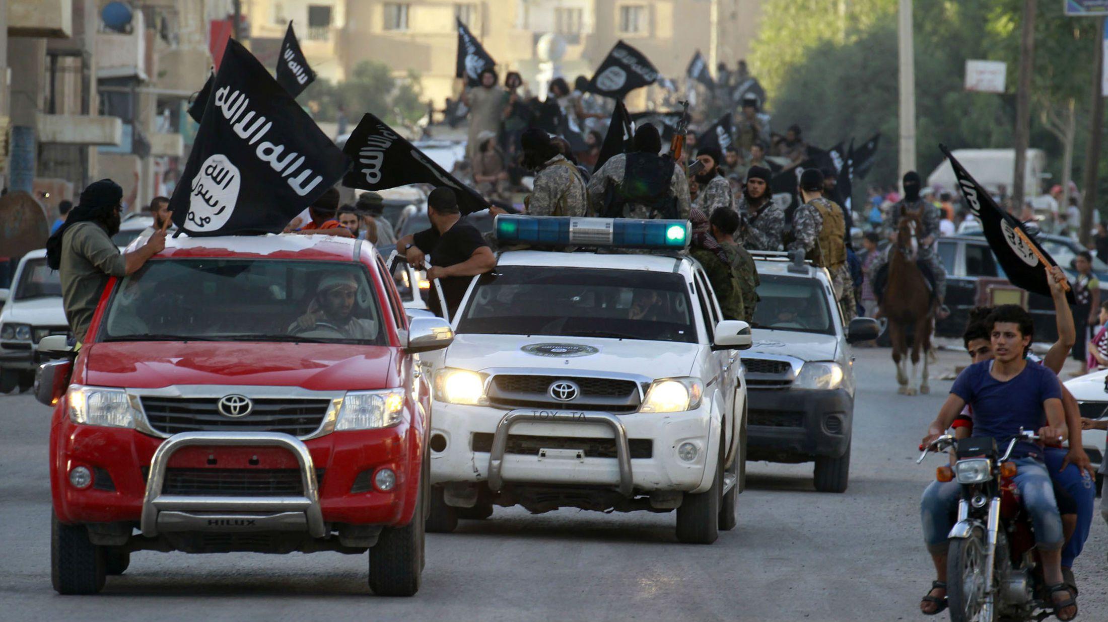 ISIL propaganda