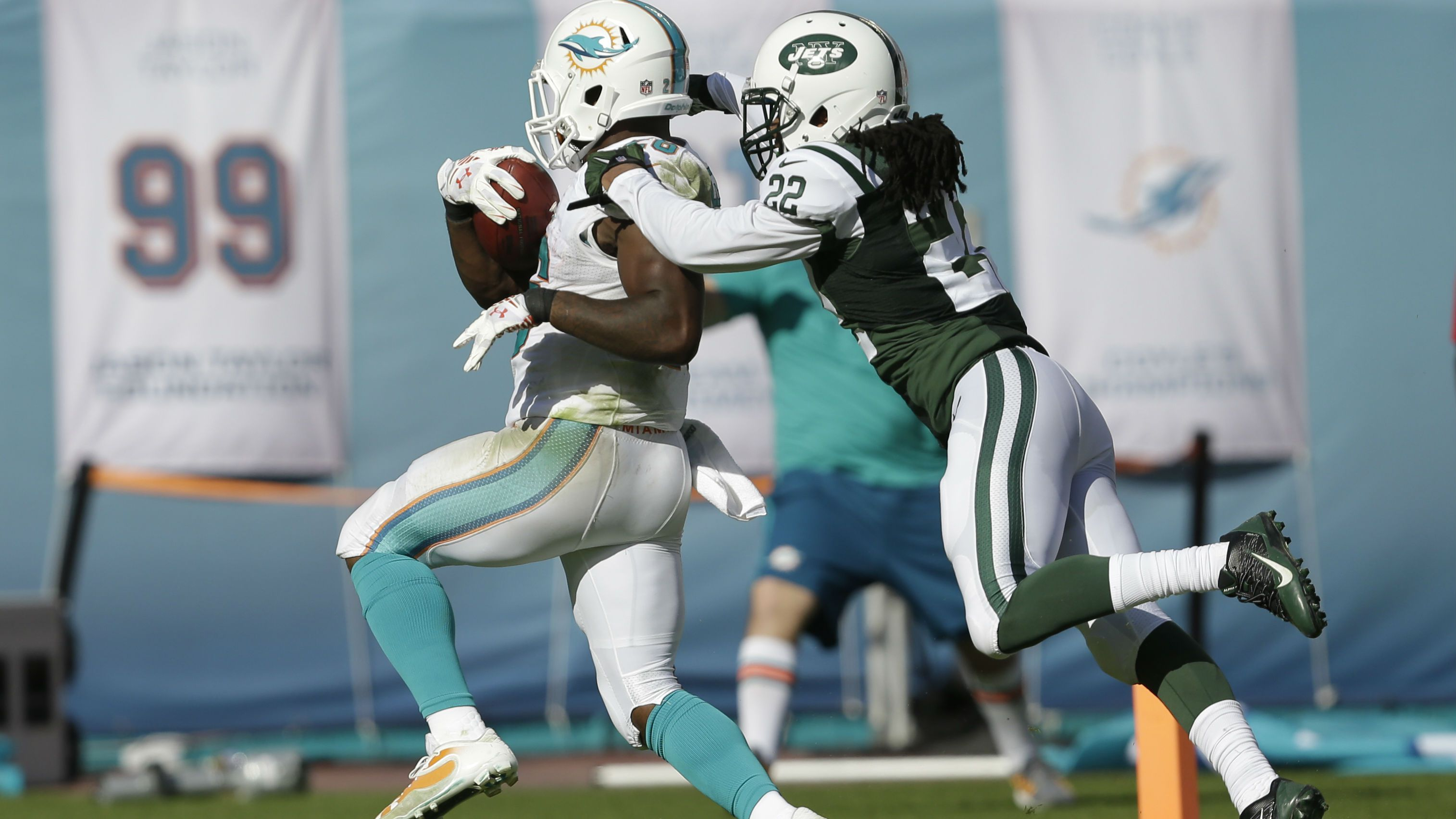 New York Jets Miami Dolphins