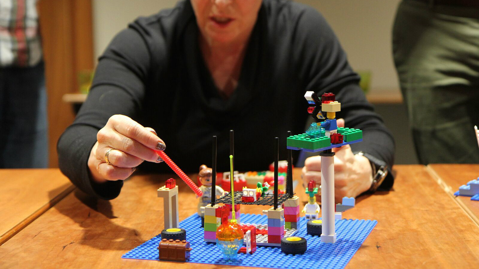 the lego group building strategy