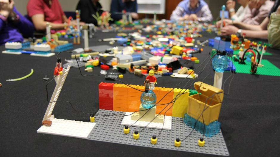 How Companies Are Using Legos To Unlock Talent Employees Didnt Know