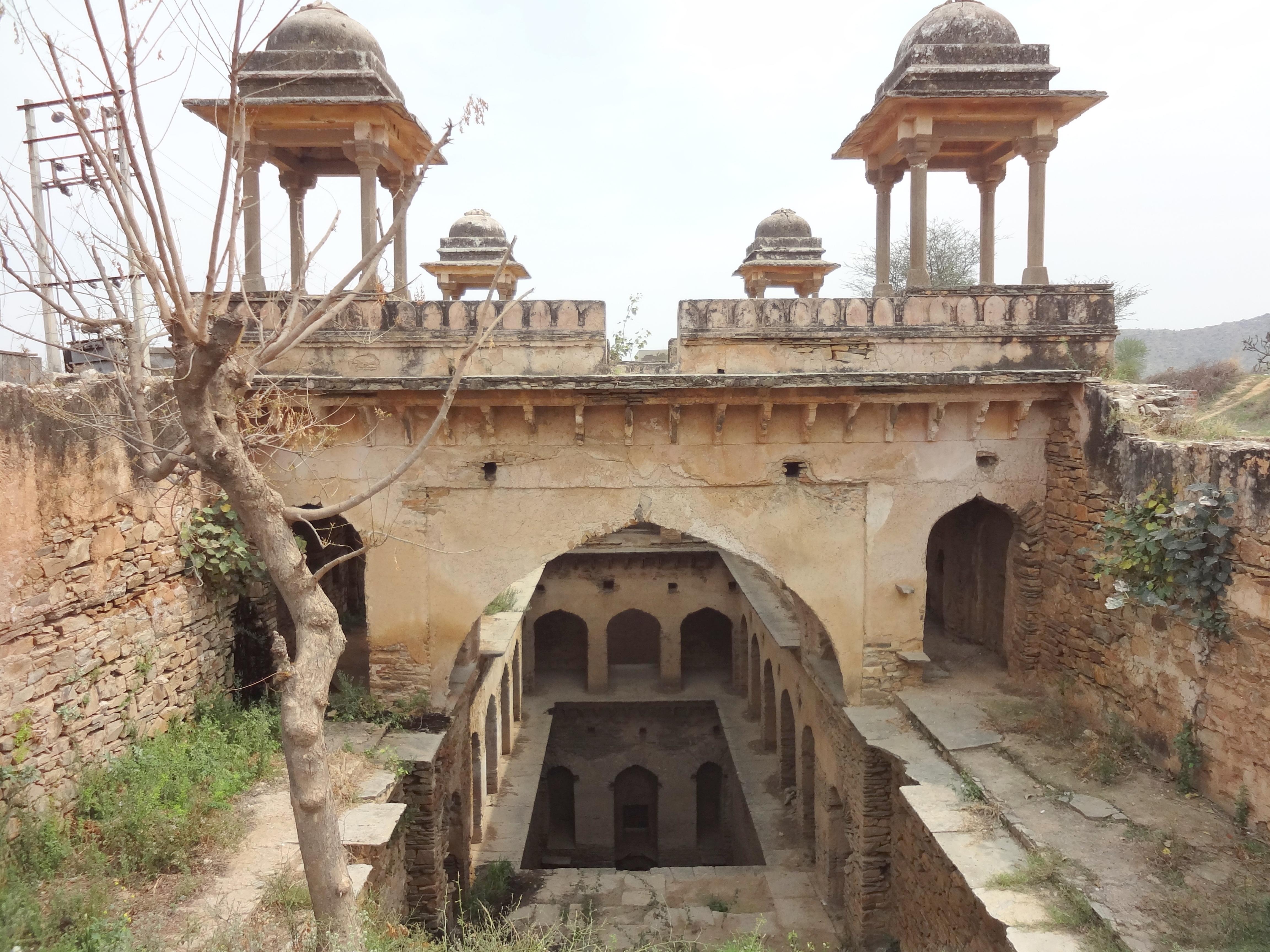 India-stepwells