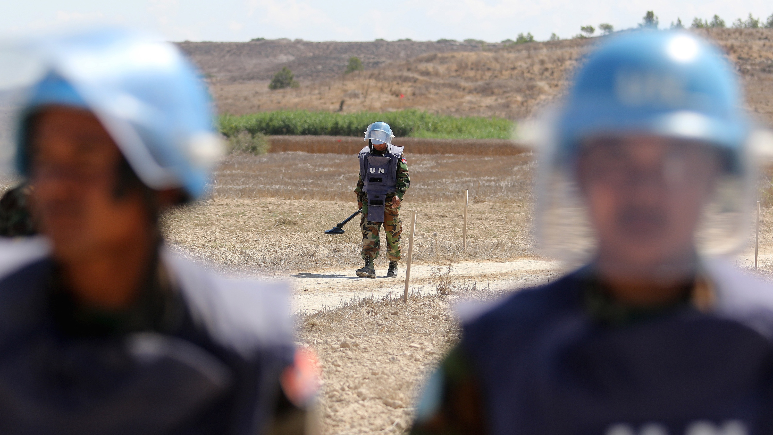 For peacekeepers to be effective, they need up-to-date tech at their disposal.