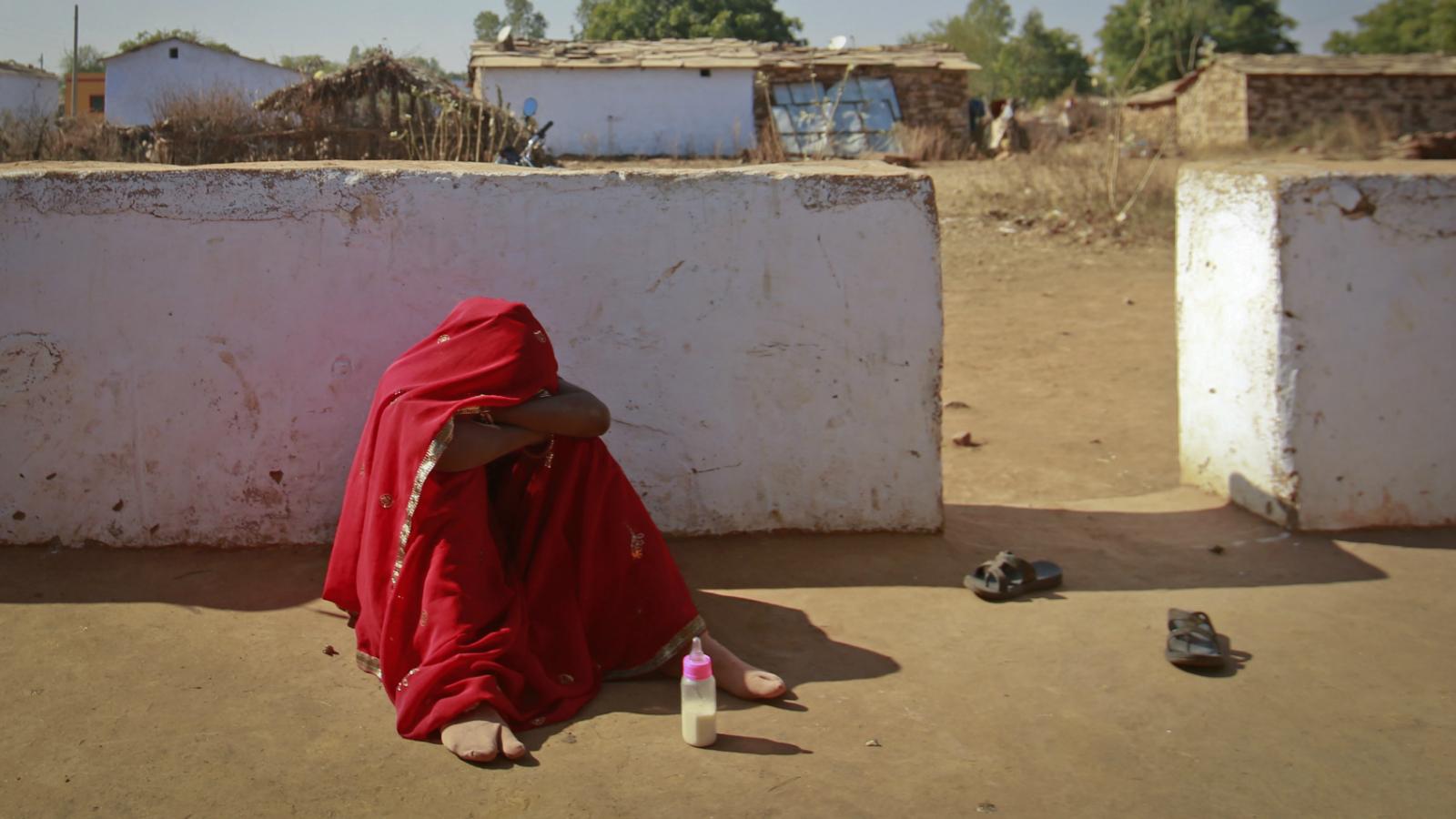 Child Marriage-India