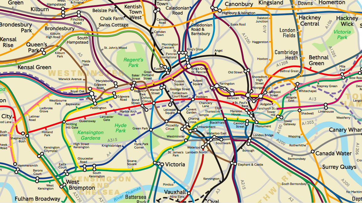 Vignelli Subway Map Pdf.Do You Want Your Subway Map To Look Pretty Or To Reflect Reality