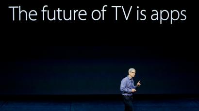 tim cook future of tv