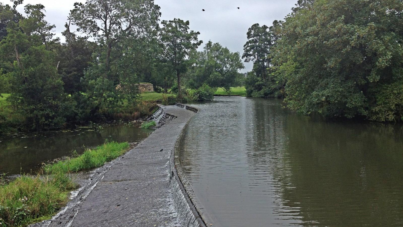 Weir at Tellisford