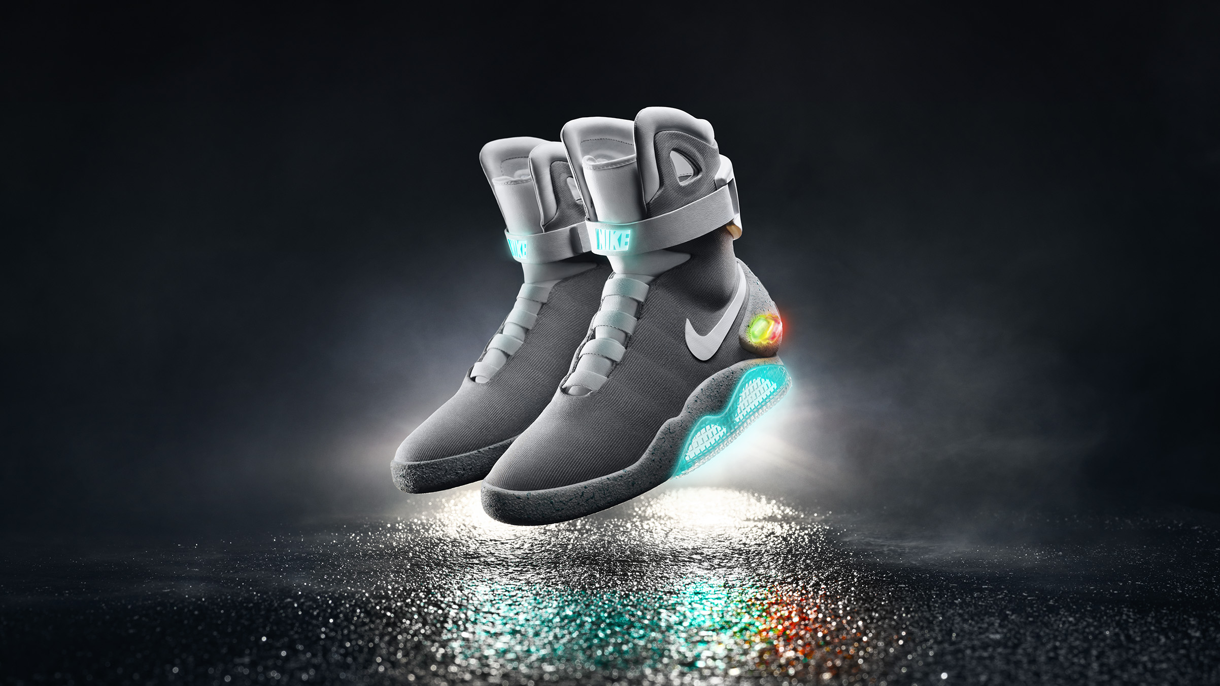 "2d70967958 Nike just announced the release date for the self-lacing sneakers from ""Back  To the Future Part II"""