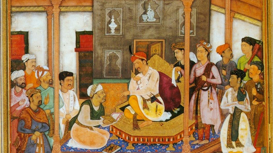 Daftar Kaisar Mughal