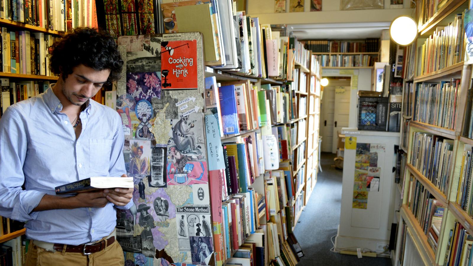 India-book-read