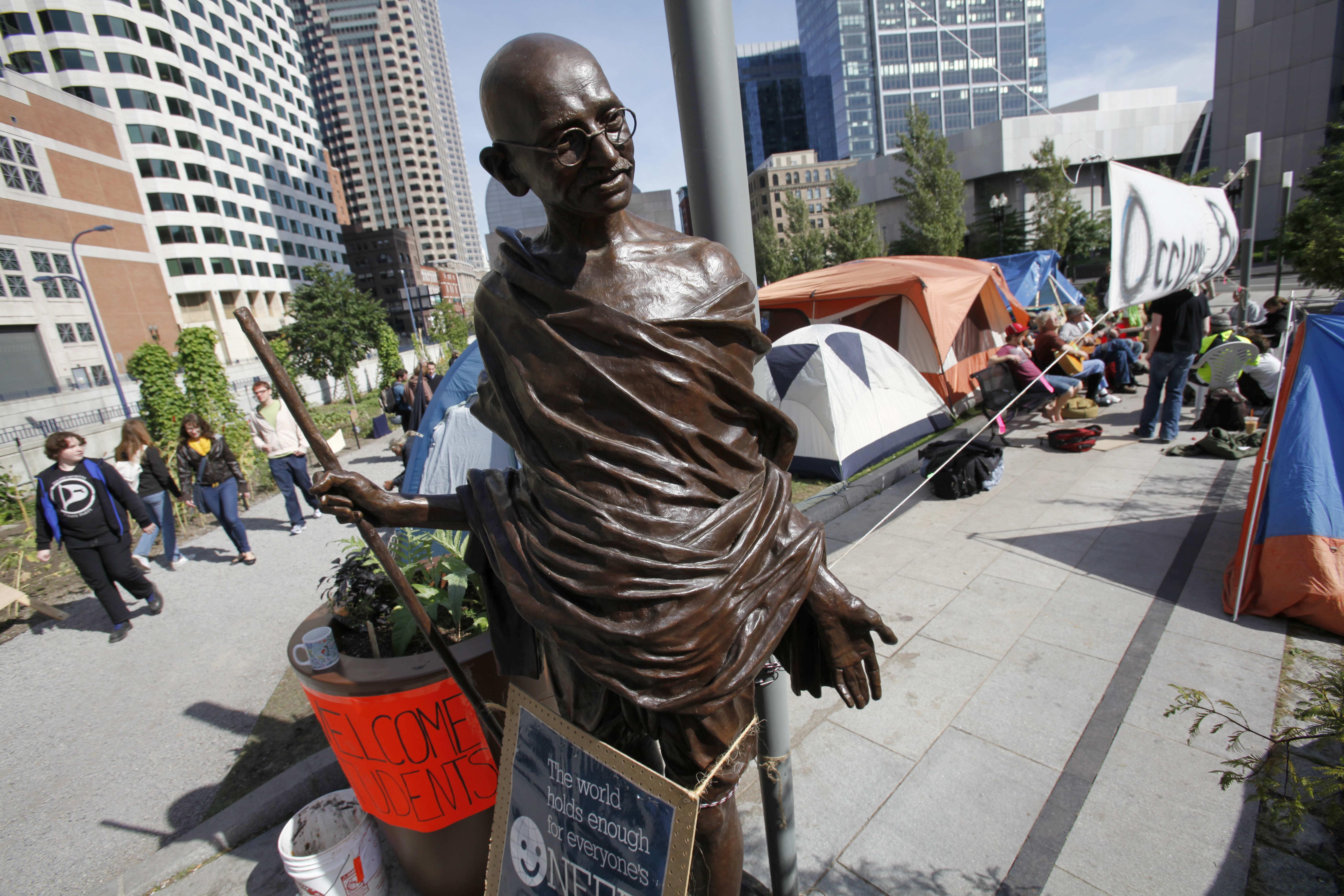 Gandhi Jayanti-Mahatma Gandhi
