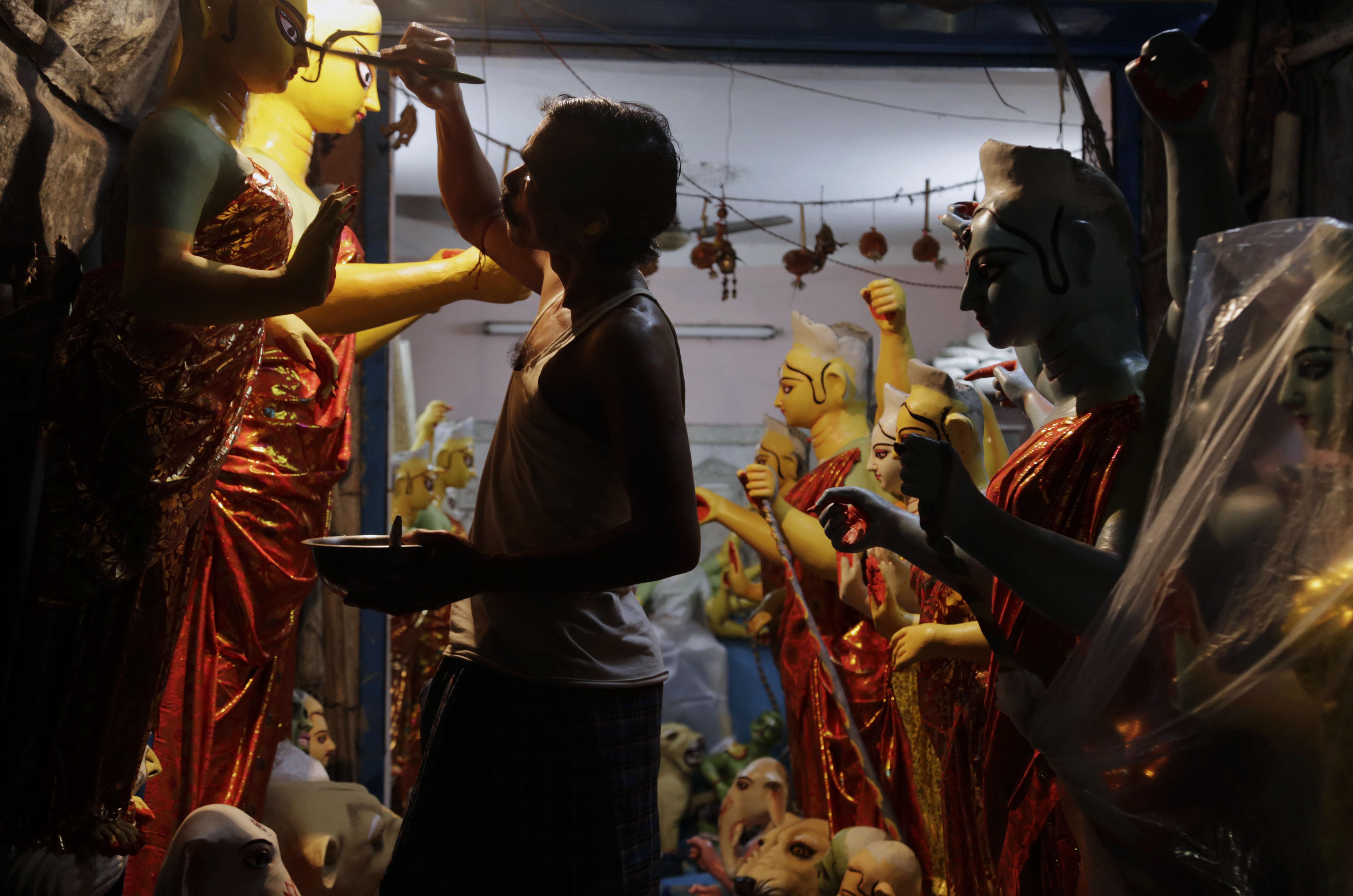 India-Durga-Puja