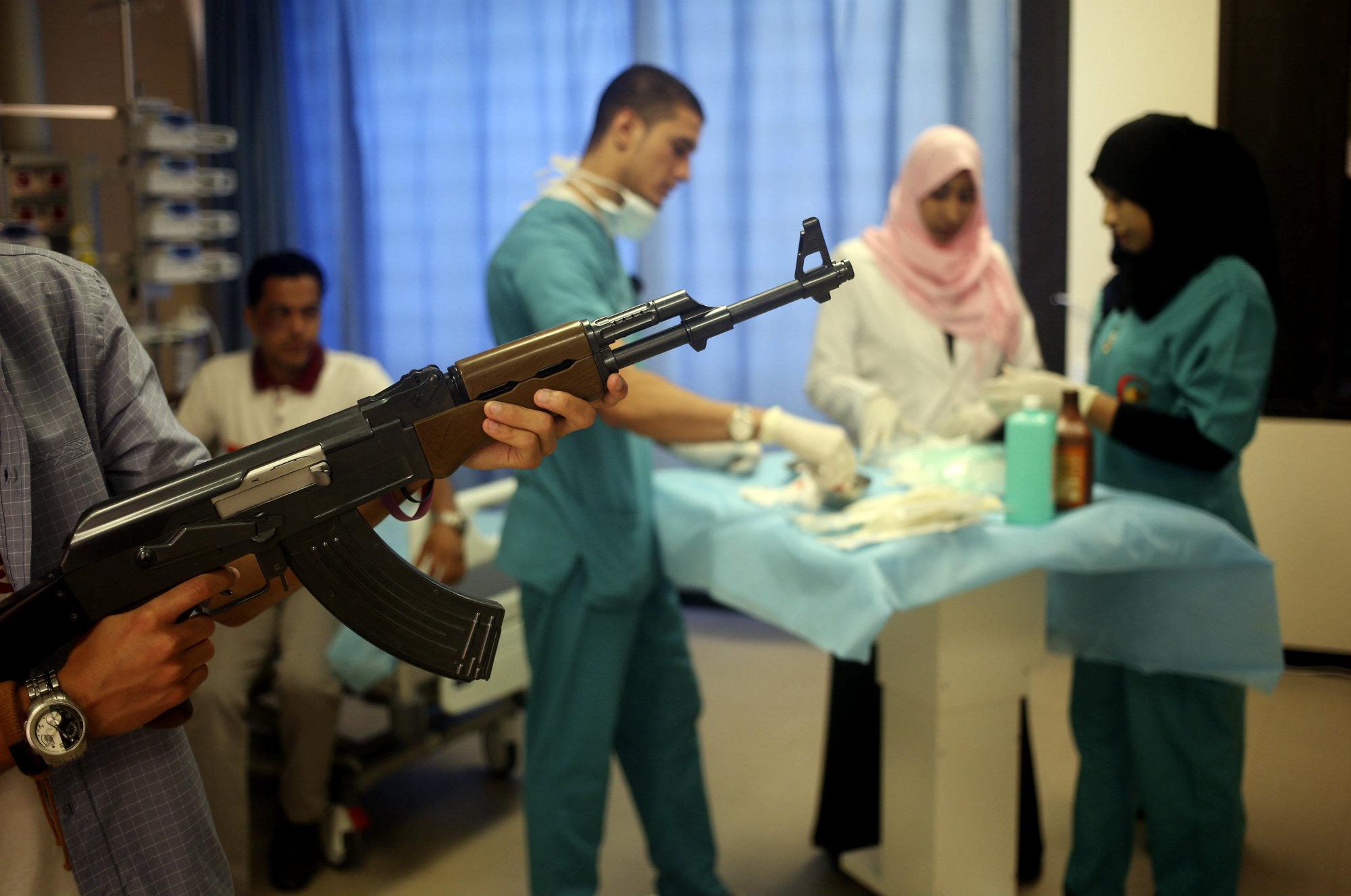 Muslim, Arab, Youth ISIS