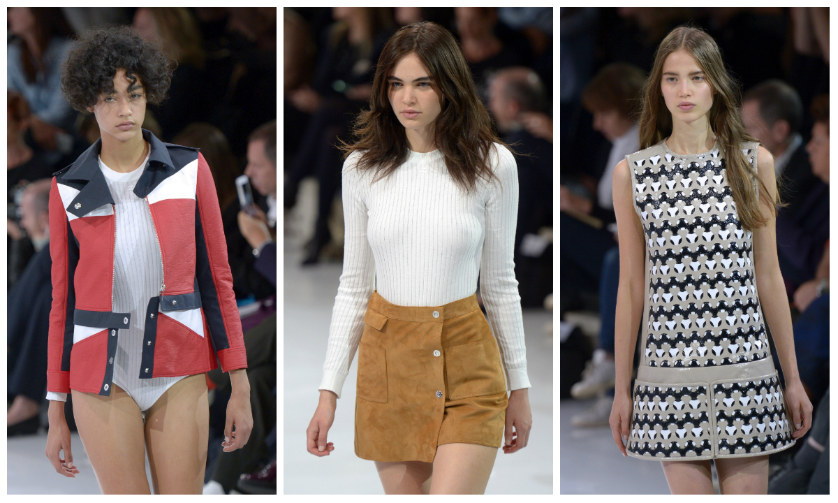 The French Fashion Label That Defined 60S Cool Is Back -3816