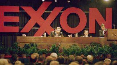 ExxonMobil pioneered climate-change research in the 1970s