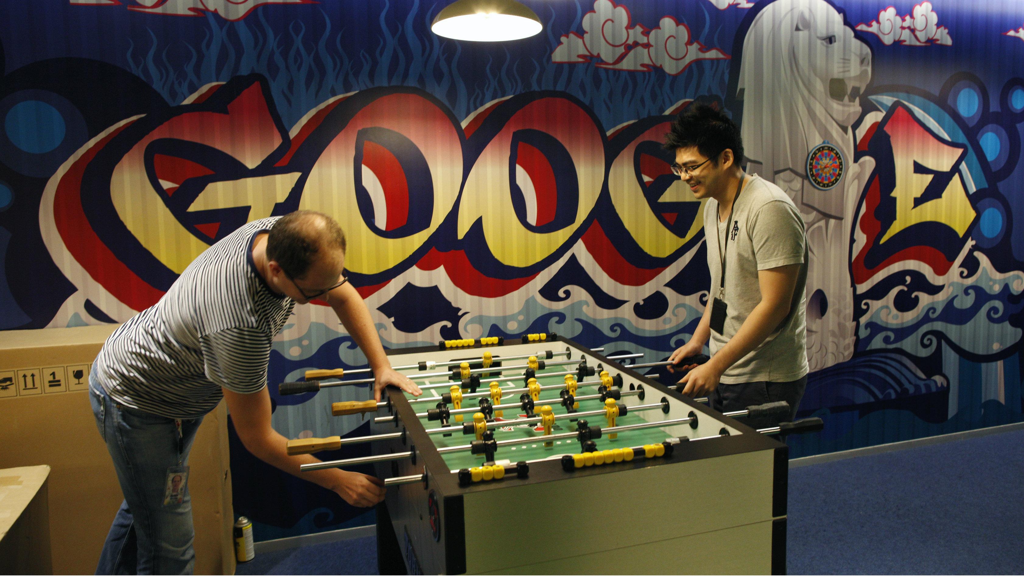 google game room