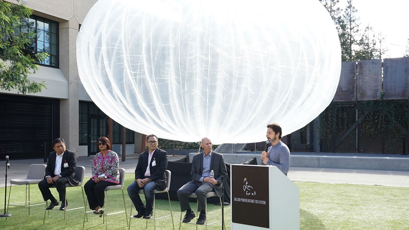 google indonesia project loon