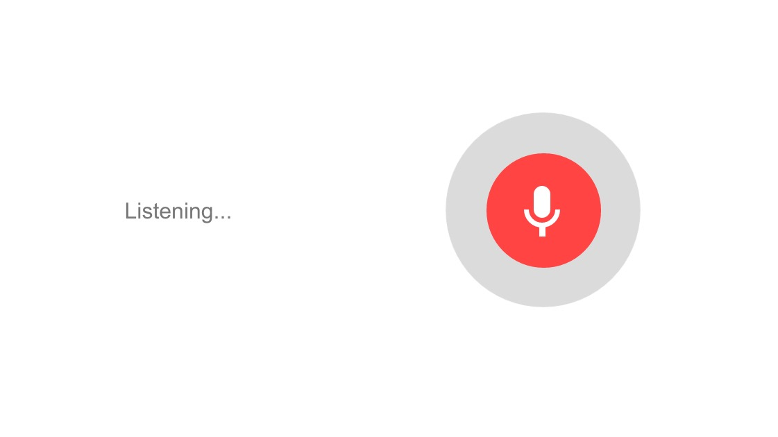 Google's been quietly recording your voice