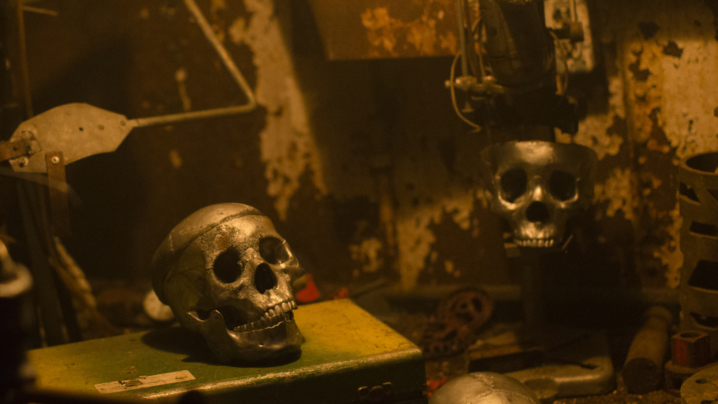 Visiting A Haunted House Is Good For Your Mental Health Quartz