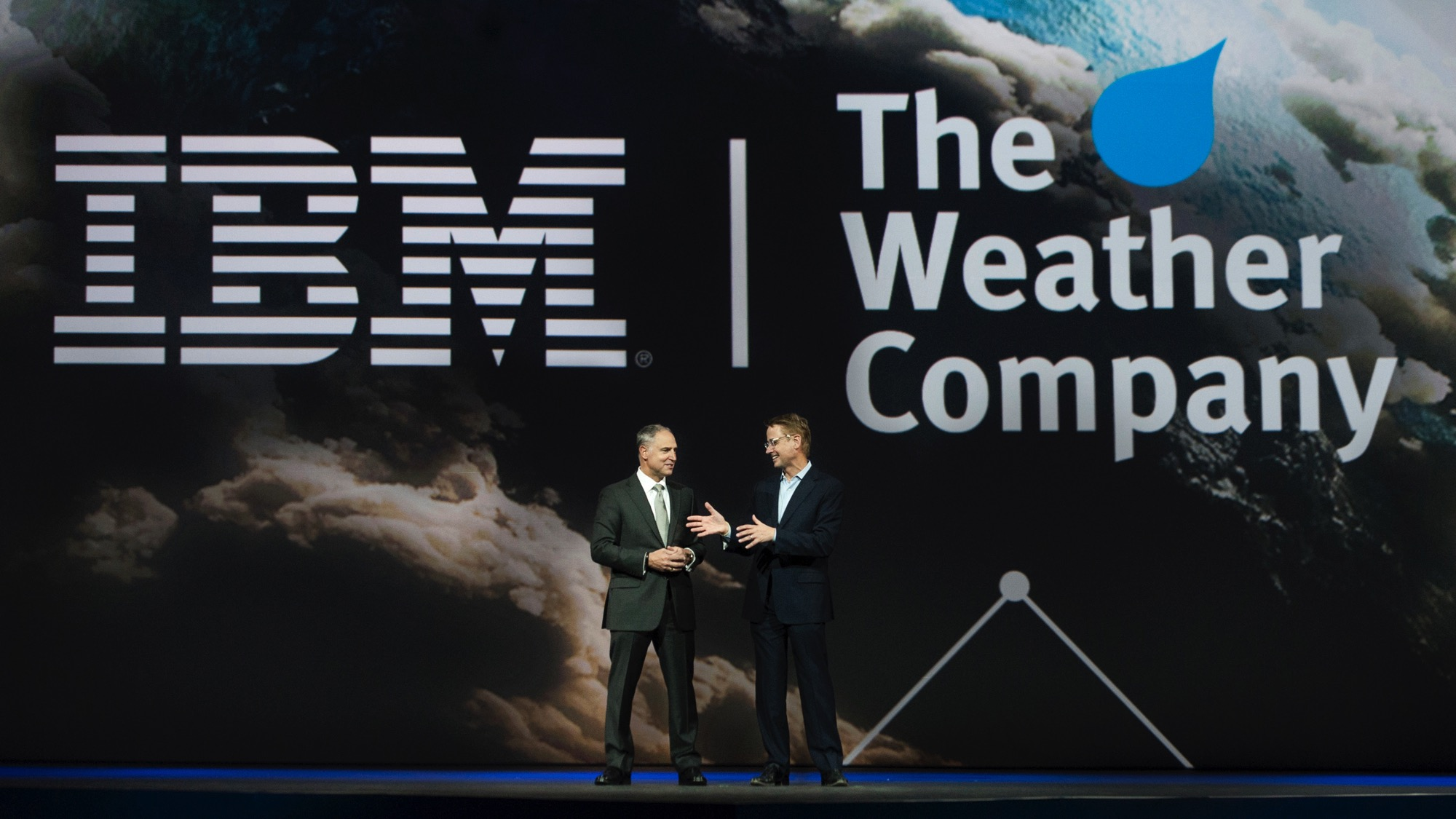 IBM TO ACQUIRE THE WEATHER COMPANY'S PRODUCT AND TECNOLOGY BUSINESSES