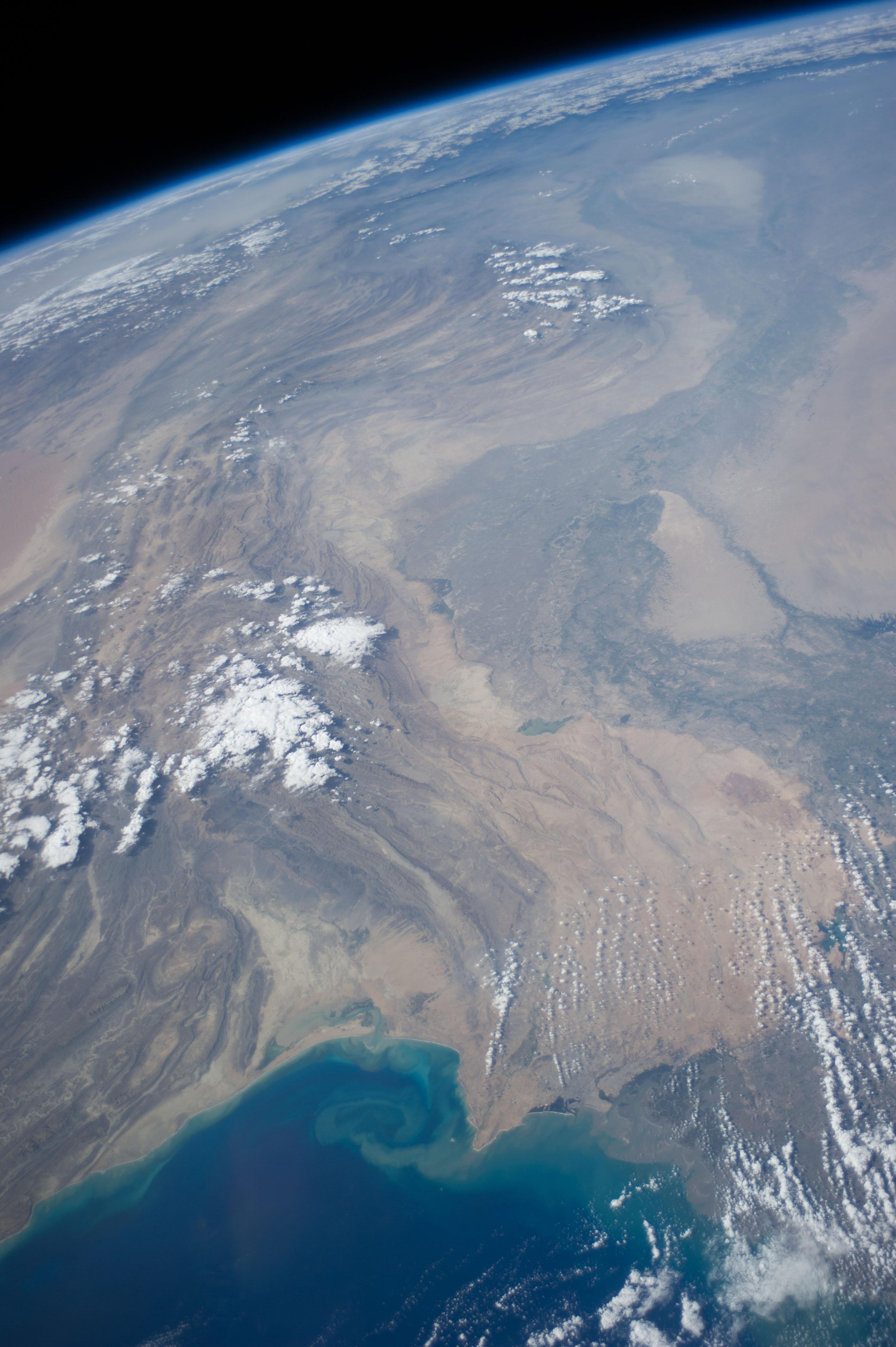 India-pakistan-space